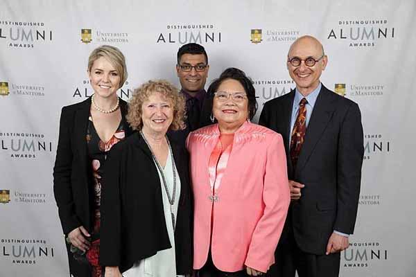 Gemma Dalayoan Awarded University Of Manitoba Distinguished Alumni Award Filipino Journal
