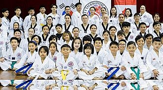 The Filipinos of Spirit 1 Taekwondo Academy: Black Belts & Branch Opening