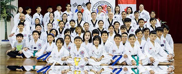The Filipinos of Spirit 1 Taekwondo Academy: Black Belts & Branch Opening