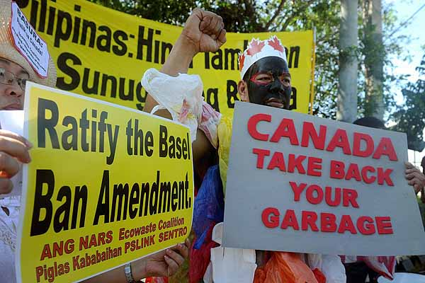 PH recalls envoys after Canada misses deadline over garbage issue