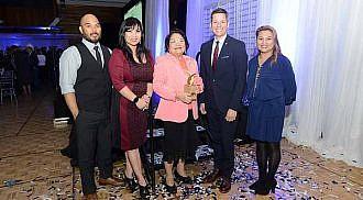 Gemma Dalayoan awarded University of Manitoba Distinguished Alumni Award