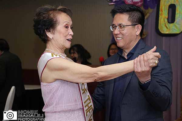 Luz Salvador is OFSAM'S 2019 Mother of the Year awardee