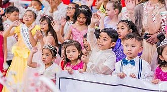 QPAM's 2019 Santacruzan and Niyogyugan celebrates Quezon's pageantry of heritage and culture