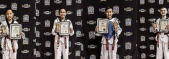 Spirit 1 Taekwondo Takes Home the Hardware