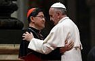Tagle says Pope shows concern with human life violations in PH