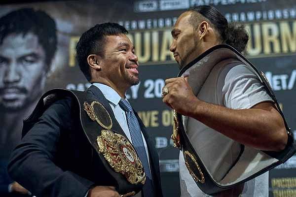 Pacquiao to begin sparring soon