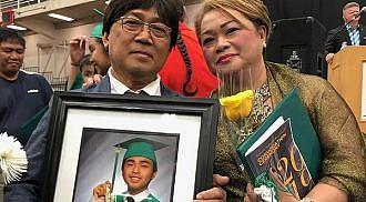 Graduating friends remember slain Winnipeg teen Jaime Adao Jr.