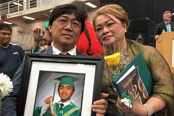 Graduating friends remember slain Winnipeg teen Jaime Adao Jr.
