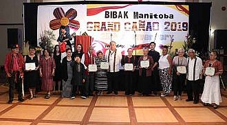 Bibak Manitoba Grand Cañao 2019