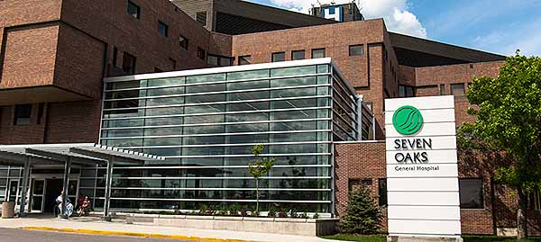 Seven Oaks Urgent Care Centre opens July 22