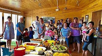 Canada Day Fam Jam at Betula Lake