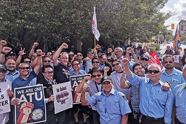 """ATU Local 1505 rejects City's """"final"""" offer"""