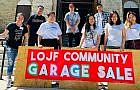 A Fundraising Garage Sale