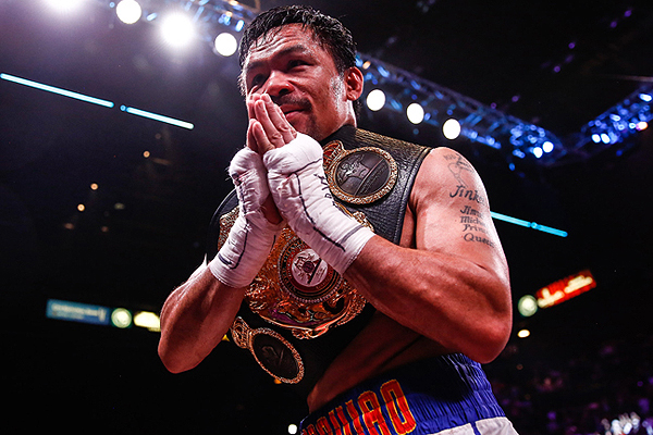 A second look at Manny Pacquiao