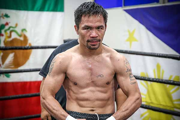 Pacquiao gets no more fight this year