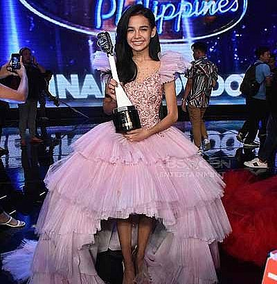 Zephanie Dimaranan wins 1st ever 'Idol Philippines' title