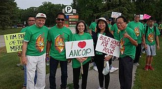 Helping people through ANCOP: a lifetime commitment!