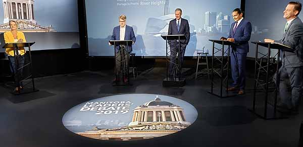Manitoba Leaders' Debate Highlights Election Season