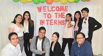 First Canadian National Filipino Heritage Internship Program