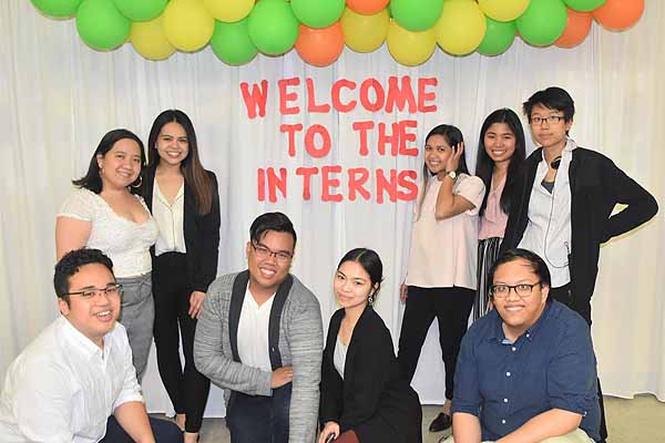First Canadian National Filipino Heritage Internship Program