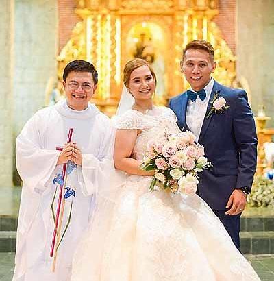 Amadure-Romero Wedding