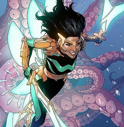 Marvel PH heroine 'Wave' excites Filipino fans