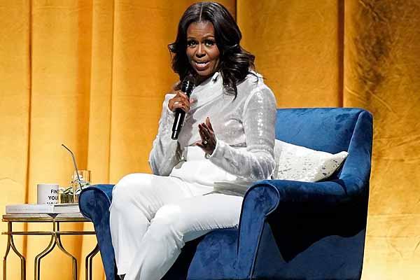 Former First Lady Michelle Obama to Speak in Winnipeg