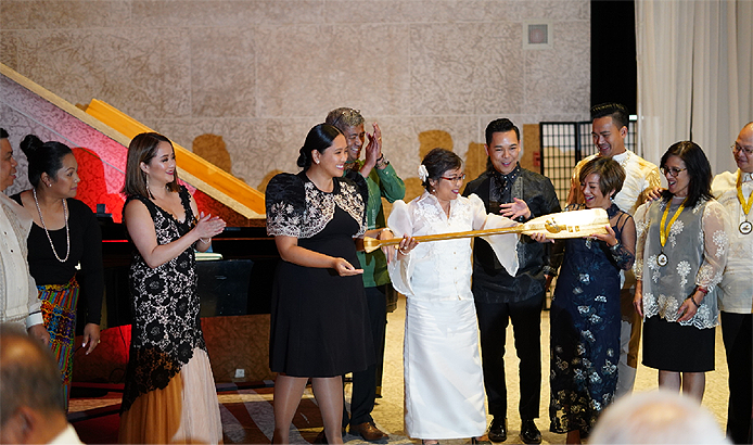 Outstanding Fil-Cans recognized at the 3rd Golden Balangay Awards Night