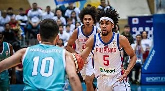 Gilas ends up cellar dweller in Group D of Fiba World Cup