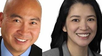 Jon Reyes is re-elected at the new riding; Malaya Marcelino wins the new Notre Dame constituency