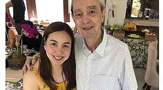 Father of Barretto sisters dies