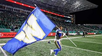 Blue Bombers Are Grey Cup Bound
