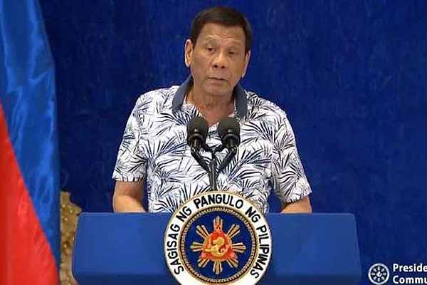 Duterte defends controversial SEAG cauldron