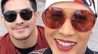 Vice Ganda considers Ion Perez as 'katuwang sa buhay'