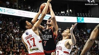 Letran dethrones San Beda, rules NCAA Season 95