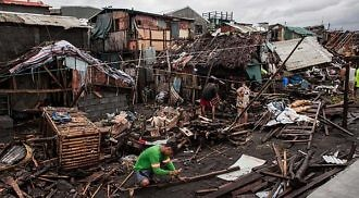 Strongest typhoon this year wreaks havoc in PH