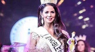 Patricia Javier hailed as 'Noble Queen of Universe 2019'