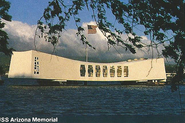 Pearl Harbour Experience