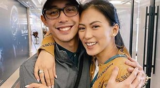 Alex Gonzaga shows engagement ring on her birthday