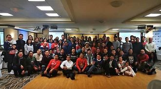 FMC-EGM Annual Christmas Party highlights Scholar Awarding