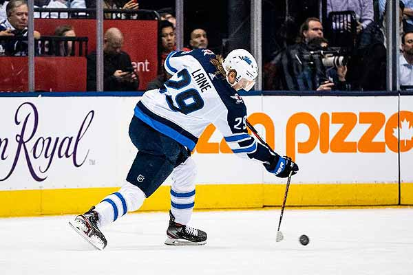 2020 Goals, Scheifele and Hellebuyck heading to the All-Star Game