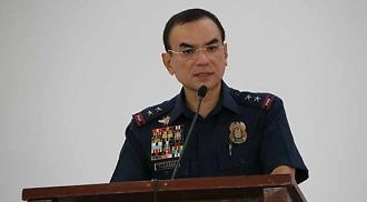 PNP says consistent drop in crime rate indication of winning drug war