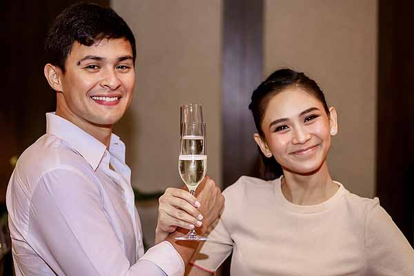 Matteo Guidicelli finally shares details of wedding