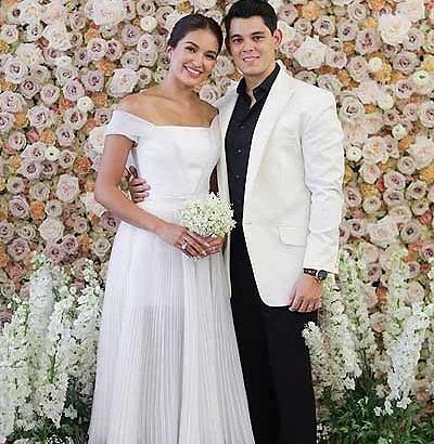 Richard Gutierrez, Sarah Lahbati hold intimate wedding