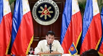 Duterte seeks Asean regional cooperation in fight against COVID-19
