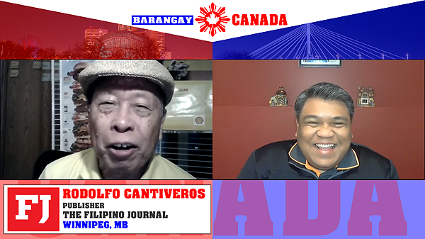 Barangay Canada Launches Video Podcast