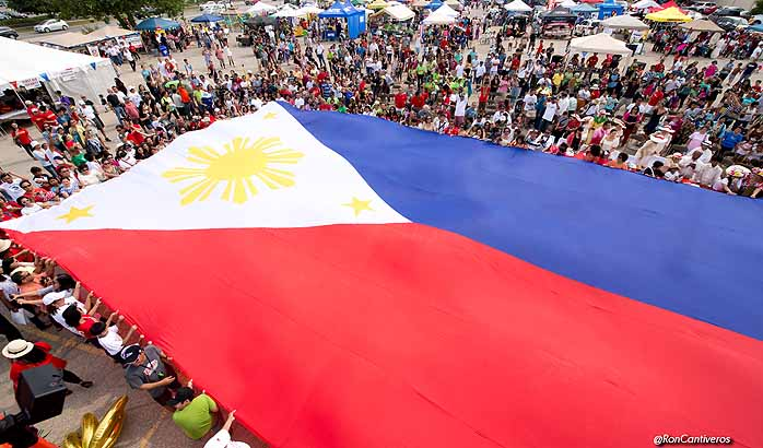 How are you going to celebrate Filipino Heritage Month?