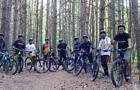 Biking Little Baguio