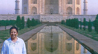 "TAJ MAHAL, ""A Love Poem In Marble"""