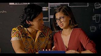 Enchong Dee and Jasmine-Curtis Smith pair up in a Netflix movie